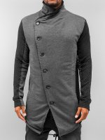 Red Bridge Cardigan Modern gray