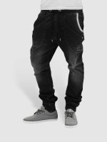Red Bridge Joggebukser Jeans svart