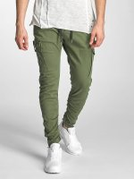 Red Bridge joggingbroek Kysyl khaki