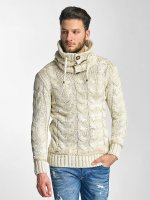 Red Bridge Pullover Funnel 2 beige