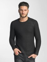 Red Bridge Pullover Maskat black