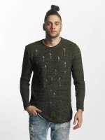 Red Bridge Pullover Simon khaki