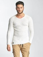 Red Bridge Pullover Winter Arrow white