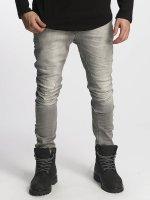 Red Bridge Slim Fit Jeans Carl серый