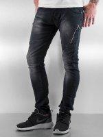 Red Bridge Slim Fit Jeans Nevio blå