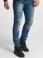 Red Bridge Straight Fit Jeans Straight Fit blau