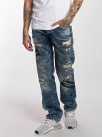 Red Bridge Straight fit jeans Look Out blauw