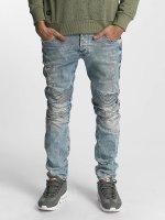 Red Bridge Straight Fit Jeans Anton blue