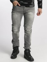 Red Bridge Straight Fit Jeans Straight Fit grey