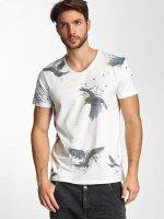 Red Bridge T-Shirt Birds blanc