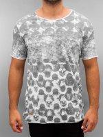 Red Bridge T-Shirt Polka Dots grey