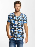 Red Bridge T-shirt Metallic Camouflage mimetico