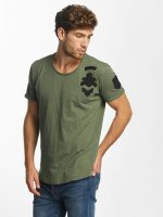 Red Bridge T-Shirty Bullet Holes khaki