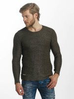 Red Bridge trui Knit khaki
