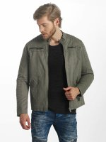 Red Bridge Winterjacke RB Biker khaki
