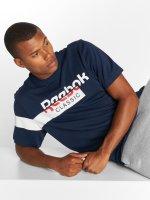 Reebok t-shirt AC F Disruptive blauw