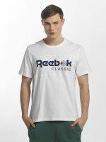 Reebok T-skjorter F Franchise Iconic hvit