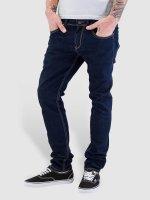 Reell Jeans Облегающие джинсы Spider синий