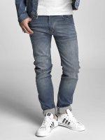 Reell Jeans Облегающие джинсы Skin II синий