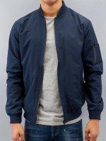 Reell Jeans Bomberjack Technical blauw