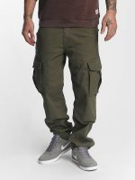 Reell Jeans Cargo Flex olivová
