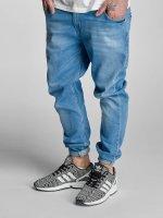 Reell Jeans Jogging kalhoty Jogger modrý