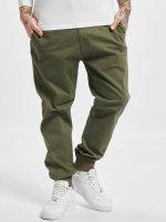 Reell Jeans joggingbroek Reflex olijfgroen