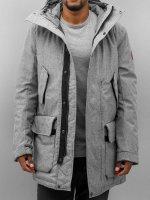 Reell Jeans Manteau Mountain gris