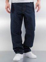Reell Jeans Nohavice Baggy Drifter modrá