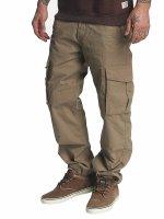 Reell Jeans Pantalone Cargo Flex marrone