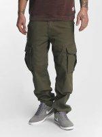 Reell Jeans Spodnie Chino/Cargo Flex oliwkowy