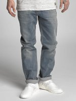 Reell Jeans Straight fit jeans Lowfly blauw