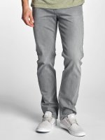 Reell Jeans Straight Fit Jeans Lowfly grau