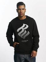 Rocawear Swetry Crew Neck czarny