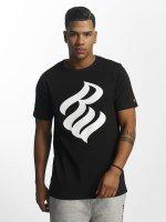 Rocawear T-Shirt Logo noir