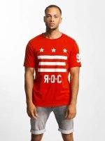 Rocawear T-Shirt Brooklyn rouge