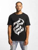 Rocawear T-Shirt Fingerprint schwarz