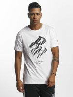 Rocawear T-Shirty Triangle bialy