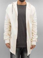 Rocawear Vetoketjuhupparit Zip Hoody beige
