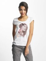 Rock Angel T-Shirt Angel Leo blanc