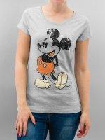 Rock Angel T-Shirt Mickey gris