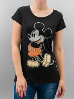 Rock Angel T-Shirt Mickey noir