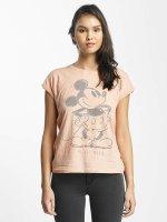 Rock Angel Tričká Mickey Mouse ružová