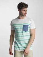 SHINE Original T-paidat Striped vihreä