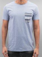 SHINE Original T-Shirt Pocket blau