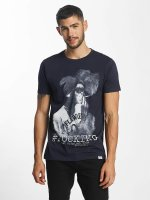 SHINE Original T-Shirt Animal Print blue