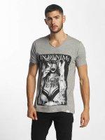 SHINE Original T-Shirt Print grau
