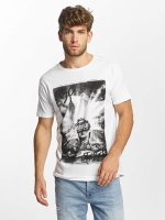 SHINE Original T-Shirt Kleth Photo Print weiß