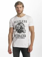 SHINE Original T-Shirty Bradley Ruthless & Reckless bialy