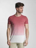 SHINE Original T-Shirty Dip Dyed rózowy